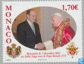 Visitez le pape