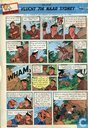 Comic Books - Ambrosius en Gino - Kuifje 26