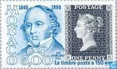 Postage Stamps - Monaco - Stamp jubilee