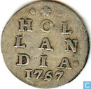 Münzen - Holland - Holland 2 Stuivers 1767