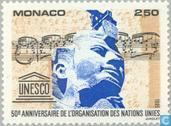 Briefmarken - Monaco - Int. Organisationen 1945-1995