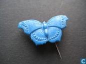 Vlinder [helderblauw]
