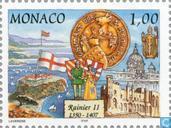 Timbres-poste - Monaco - Grimaldi Dynasty