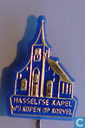 Hasseltse Kapel [goud op blauw]