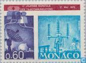 Postage Stamps - Monaco - ITU