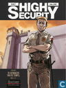 Comic Books - High Security - Cyclus 1 - De bewakers van de tempel 1