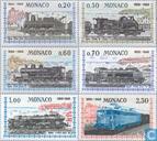 Monaco-Nizza 1968 Rail 1868-1968 (MON 203)
