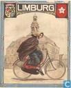 Provinciekaart Limburg