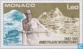 Briefmarken - Monaco - Int. Polar Research Jahr