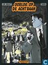 Strips - Nestor Burma - Oorlog op de achtbaan