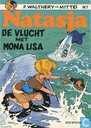 Comics - Natascha - De vlucht met Mona Lisa