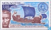 Postage Stamps - Monaco - Virgil