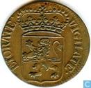Coins - Overijssel - Overijssel 1741 penny
