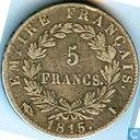 France 5 francs 1815 (I)