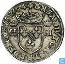 Frankrijk teston 1604