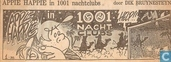 Appie Happie in 1001 nachtclubs