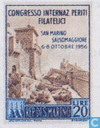 Briefmarken - San Marino - Int. Filatelistencongres