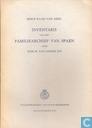 Inventaris van het familiearchief Van Spaen