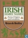 Irish family names