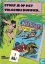 Comic Books - Tarzan of the Apes - De ster van Calonga