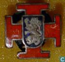 inconnus, le lion / cross