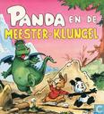 Bandes dessinées - Panda - Panda en de meester-klungel