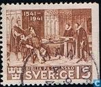 400 ans de la Bible en suédois