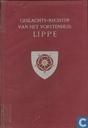 Geslachts-register van het vorstenhuis Lippe