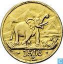 Deutches Ost Afrika 15 Rupien 1916