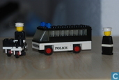 Lego 659 Police Patrol with Policemen