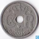 Dänemark 25 Öre 1924