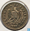 Guatemala 25 centavos 1986