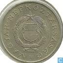 Hongrie 2 forint 1966