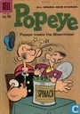 Popeye meets the Misermites!