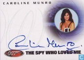 Caroline Munro in The spy who loved me