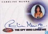 Caroline Munro in The spy who loved me