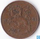 Finland 5 penniä 1921