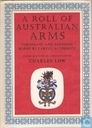 A roll of Australian arms