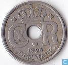 Dänemark 10 Øre 1924
