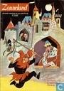 Strips - Zonneland (tijdschrift) - Nummer  25