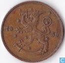 Finnland 10 Pennia 1939