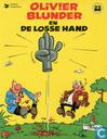 Strips - Olivier Blunder - Olivier Blunder en de losse hand