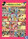 Comic Books - Mickey Maandblad (tijdschrift) - Mickey Maandblad 8