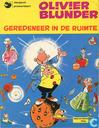 Strips - Olivier Blunder - Geredeneer in de ruimte
