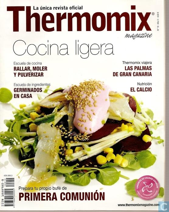 thermomix magazine 19 thermomix magazine catawiki. Black Bedroom Furniture Sets. Home Design Ideas
