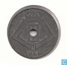 België 5 centimes 1941 (FRA-NLD)
