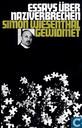 Essays über Naziverbrechen Simon Wiesenthal gewidmet