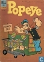 Popeye in Short cut!