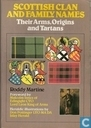 Scottish clan and family names