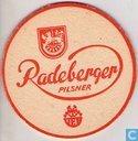 Kostbaarste item - Radeberger Pilsner